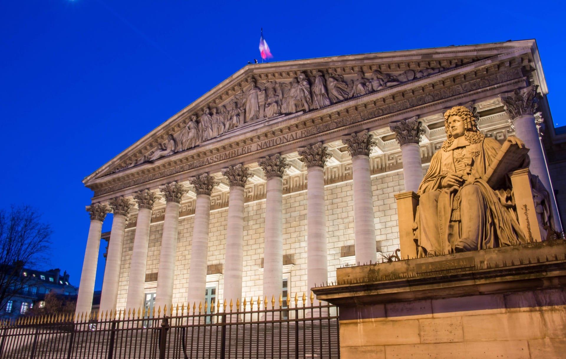L'Assemblée Nationale adopte le projet de nouvelle loi informatique et libertés